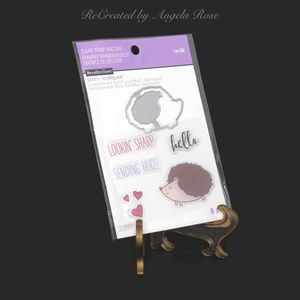 Clear Stamps and Dies - Glitzy